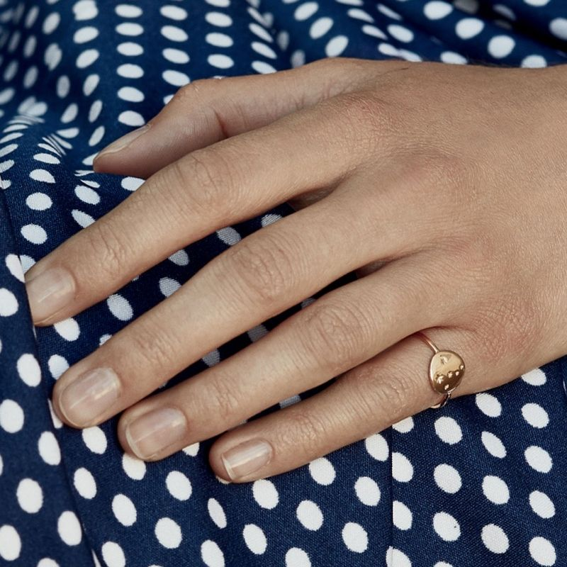 Bague Ginette NY Milky Way RMW