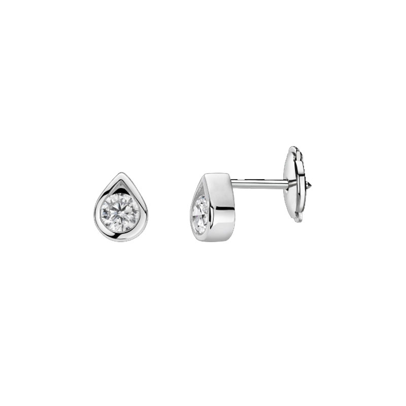 Boucles d'oreilles diamants - 41000705