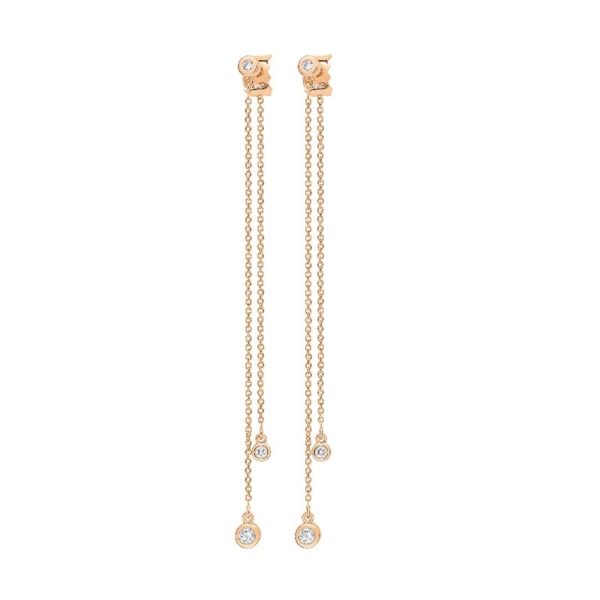 Ginette NY – Boucles d'oreilles Lonely Diamond – BOLD02 1