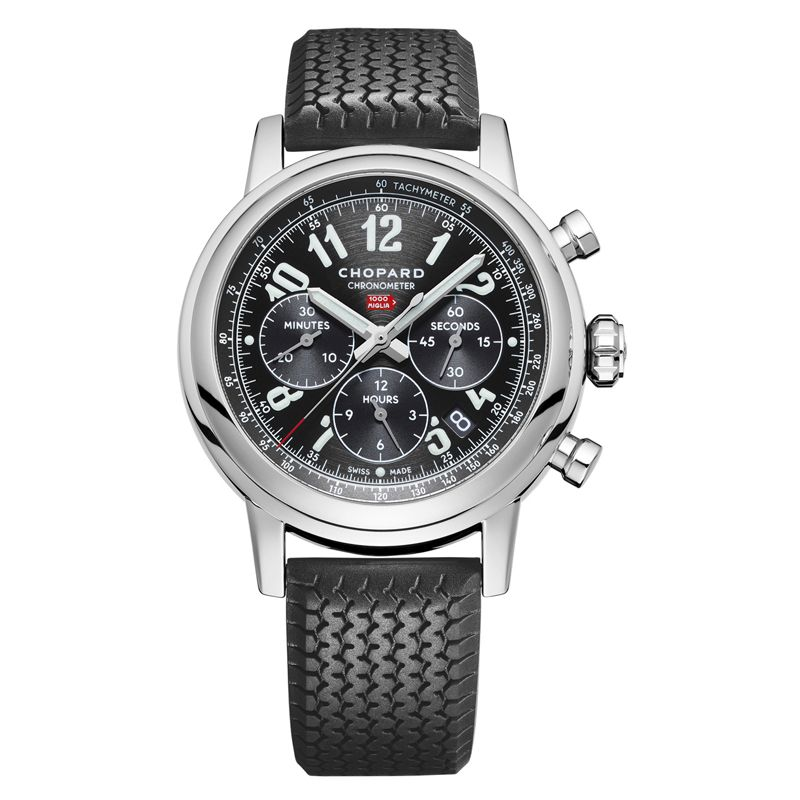 Montre Chopard Mille Miglia Chronograph 42 mm - 168589-3002