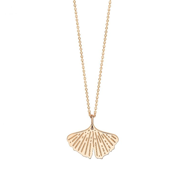 Ginette NY - Collier Gingko - GNK03