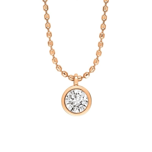 Ginette NY – Collier Lonely Diamond – LD01 2