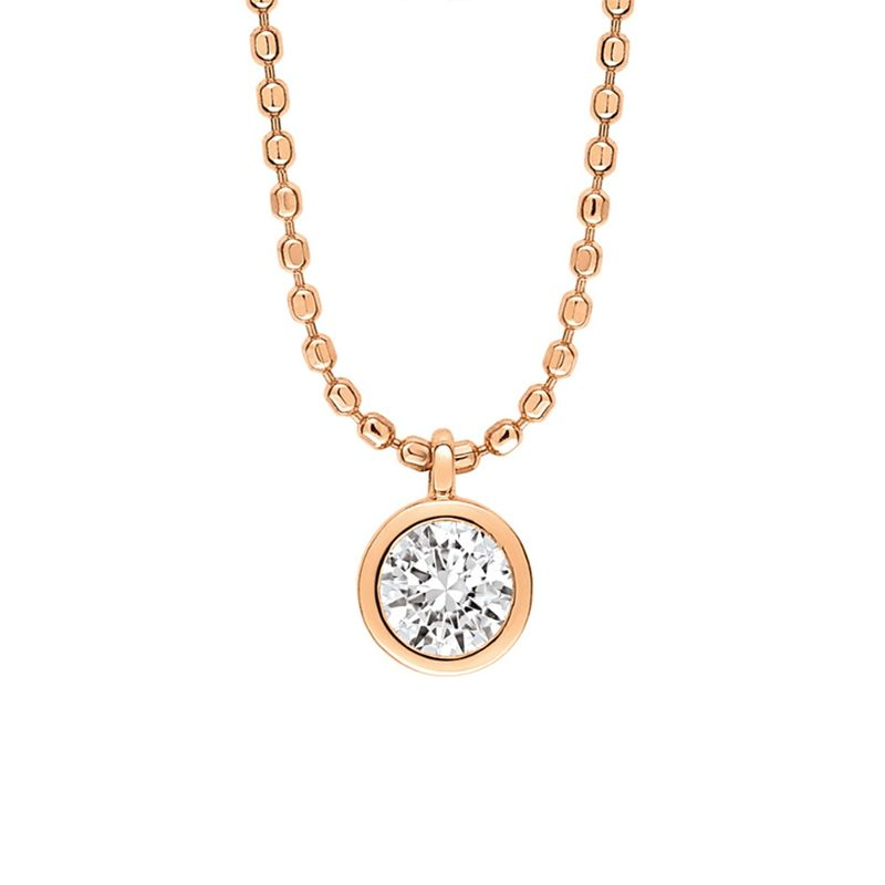 Ginette NY - Collier Lonely Diamond - LD01