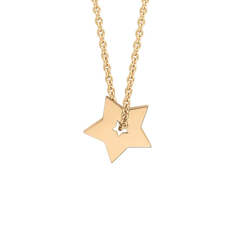 Collier Ginette NY étoile MWO003