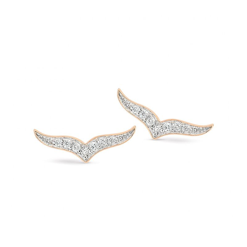 Ginette NY - Boucles d'oreilles Wise - BOWSED