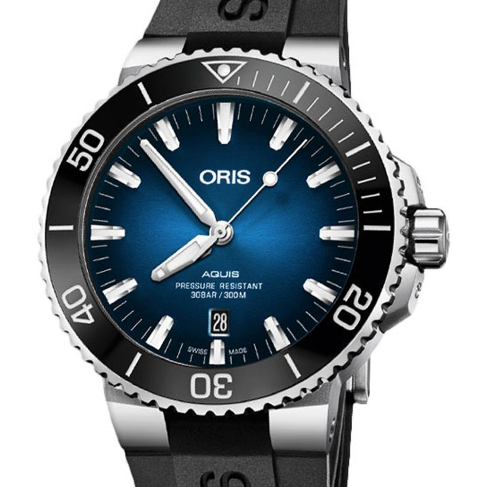 Oris Clipperton Limited Edition 43,50 mm - 01 733 7730 4185-Set RS