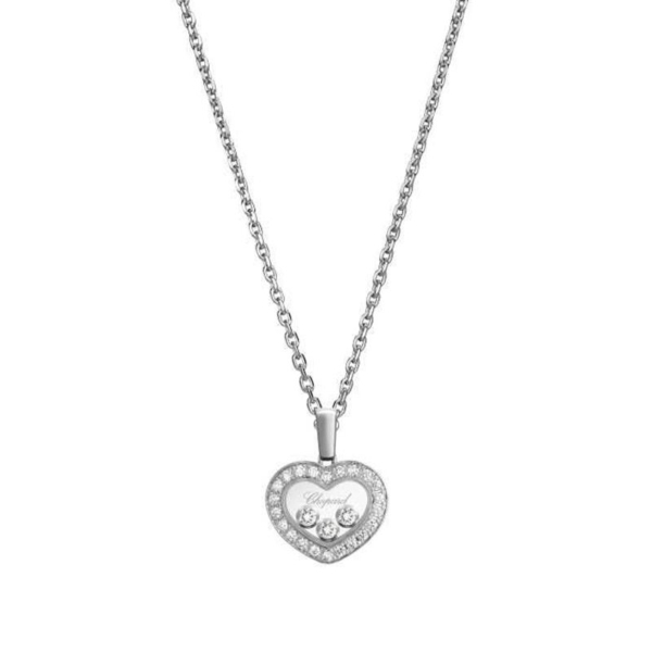 Pendentif Chopard Happy Diamonds Icons – 79A611-1201 1